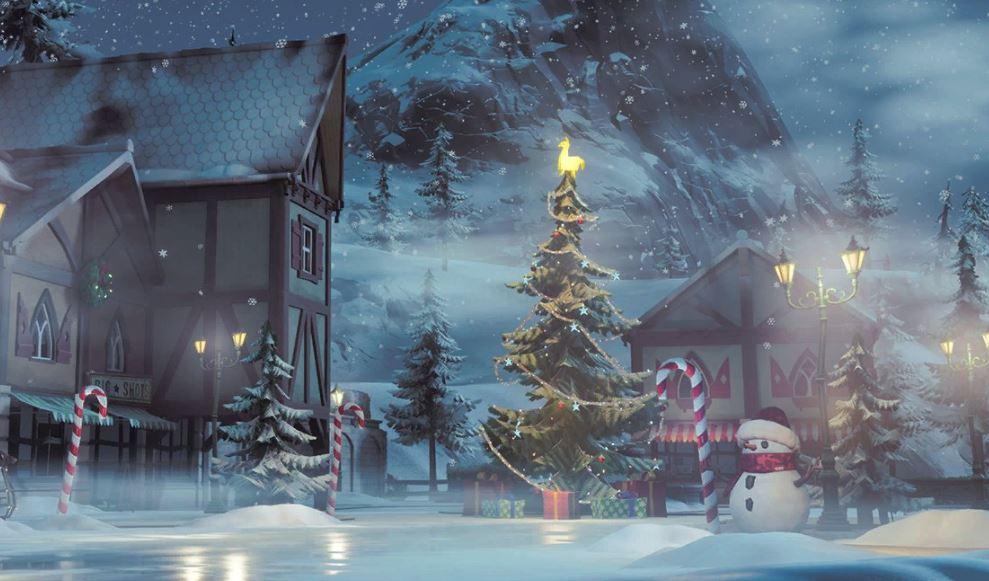 イベント クリスマス フォート ナイト ワンタイムイベントくるぞおお!!!! ※日時や注意事項について【フォートナイト】